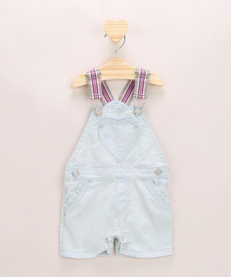 Jardineira-Jeans-Infantil-com-Bolso-Coracao-Alca-em-Elastico-Azul-Claro-9968311-Azul_Claro_1