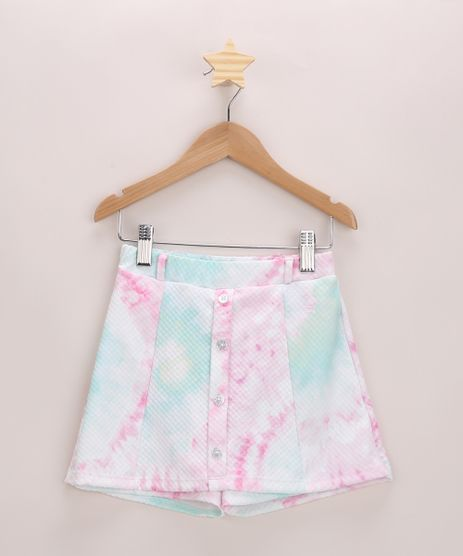 Short-Saia-Infantil-Texturizado-Estampado-Tie-Dye-com-Botoes-Multicor-9966543-Multicor_1