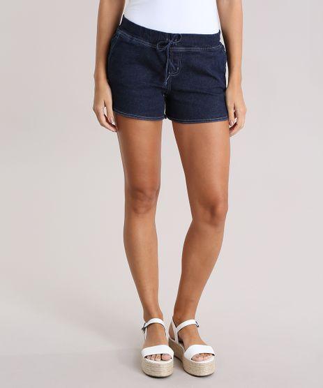 Short-Jeans-Running-Azul-Escuro-9009245-Azul_Escuro_1