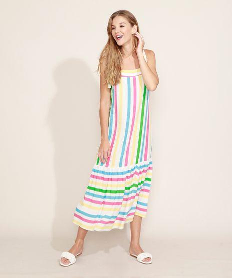Vestido-Feminino-Midi-Listrado-com-Recorte-Alca-Larga-Off-White-9976407-Off_White_1