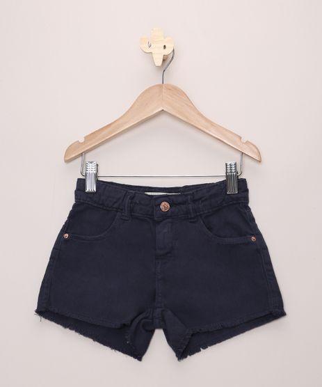 Short-de-Sarja-Infantil-com-Barra-Desfiada-Azul-Marinho-9967110-Azul_Marinho_1