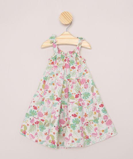 Vestido-Infantil-Amplo-Estampado-Flamingos-Alca-Media-Off-White-9964374-Off_White_1