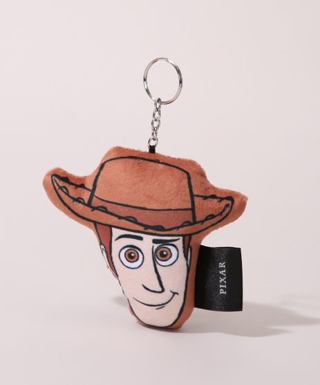 Chaveiro-Woody-Toy-Story-Marrom-9975593-Marrom_1
