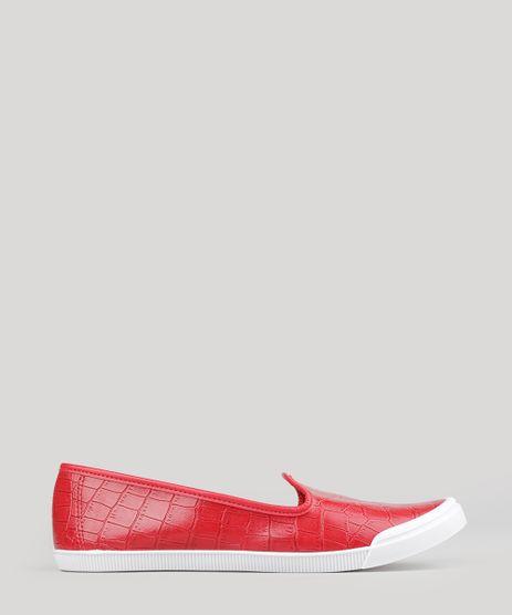 Slipper-Moleca-Texturizado-Vermelho-8977782-Vermelho_1