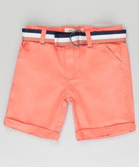 Bermuda-Slim-com-Cinto-Coral-8761785-Coral_1
