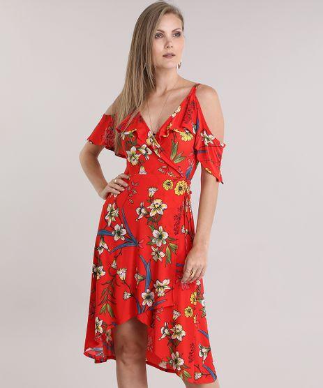 Vestido-Open-Shoulder-Estampado-Floral-Vermelho-8833573-Vermelho_1