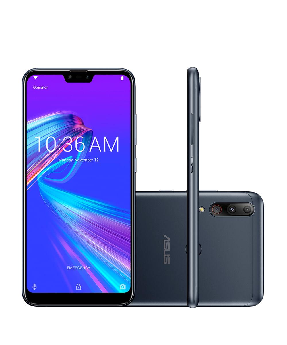 Smartphone Asus ZB634KL Zenfone Max Shot Plus 64GB+ Preto