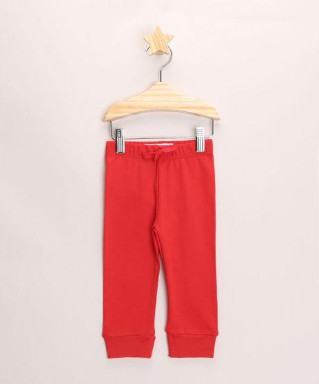 Calca-Infantil-Jogger-Basica-Vermelha-9957036-Vermelho_1