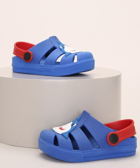 Babuche-Infantil-LueLua-Tubarao-Azul-Royal-9974406-Azul_Royal_1