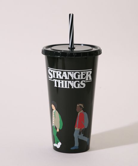 Copo-Plastico-com-Canudo-Stranger-Things-Preto-9976554-Preto_2