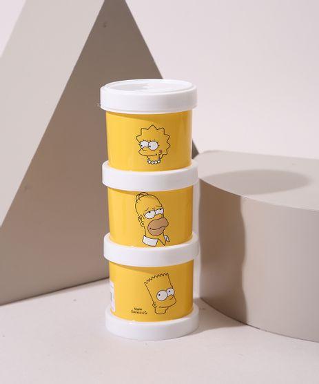 Kit-de-3-Potes-Plasticos-Os-Simpsons-Amarelo-9973762-Amarelo_1