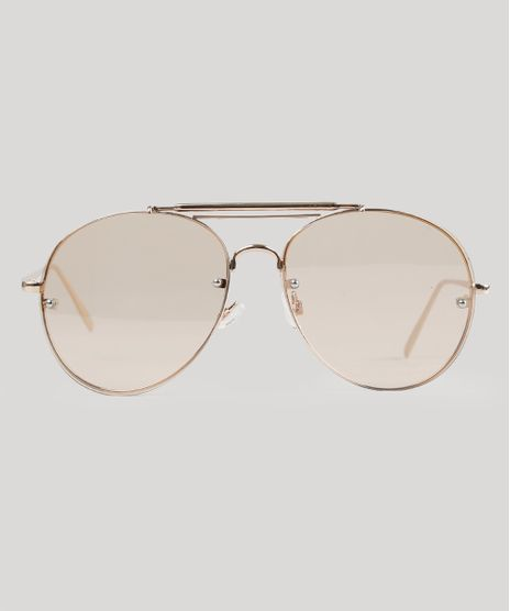Oculos-de-Sol-Aviador-Feminino-Oneself-Dourado-9056670-Dourado_1