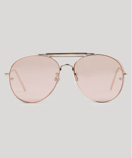 Oculos-de-Sol-Aviador-Feminino-Oneself-Dourado-9056676-Dourado_1