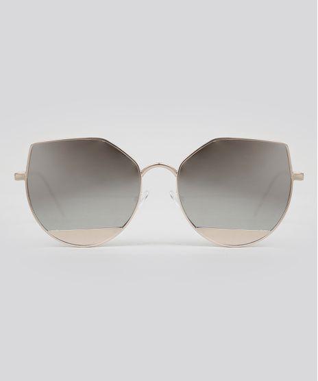 Oculos-de-Sol-Gatinho-Feminino-Oneself-Dourado-9056646-Dourado_1