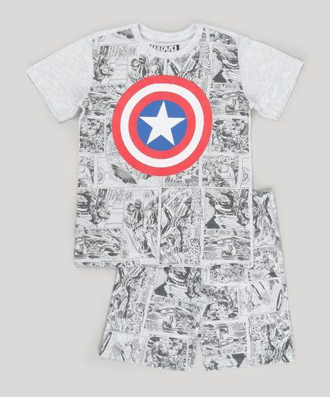 Pijama-Capitao-America-Cinza-Mescla-8890915-Cinza_Mescla_1