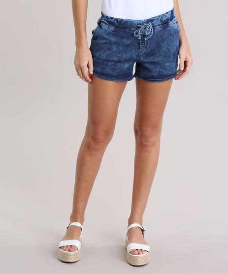 Short-Jeans-Running-Azul-Medio-9009247-Azul_Medio_1