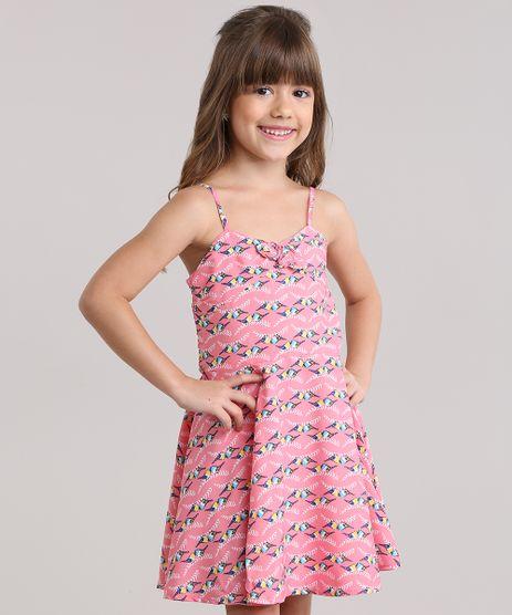 Vestido-Estampado-de-Passaros-Rosa-8721004-Rosa_1