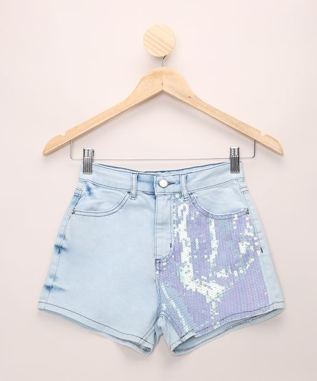 Short-Jeans-Juvenil-Com-Paetes-Azul-Claro-9966613-Azul_Claro_1