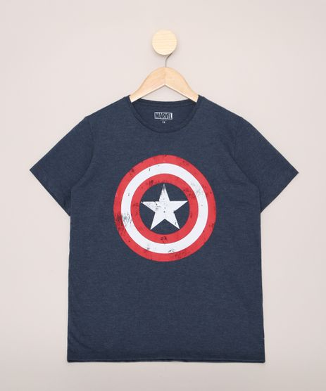 Camiseta-Juvenil-Capitao-America-Manga-Curta-Azul-Marinho-9970130-Azul_Marinho_1