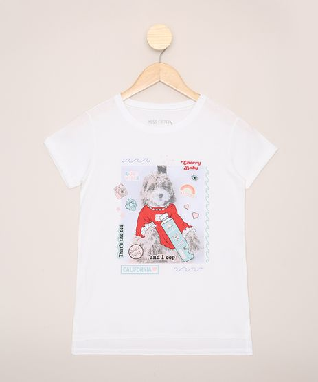 Blusa-Juvenil-Cachorrinho-Manga-Curta-Off-White-9964161-Off_White_1