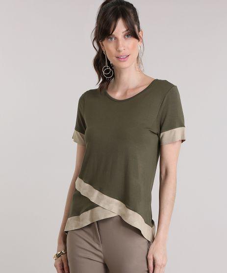 Blusa-com-Recorte-em-Suede-Verde-Militar-9016337-Verde_Militar_1