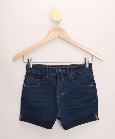 Short-Jeans-Juvenil-com-Barra-Dobrada-Azul-Medio-9967939-Azul_Medio_1