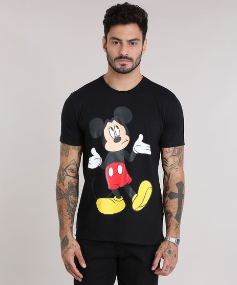 Camiseta-Mickey-Mouse-Preta-8938214-Preto_1