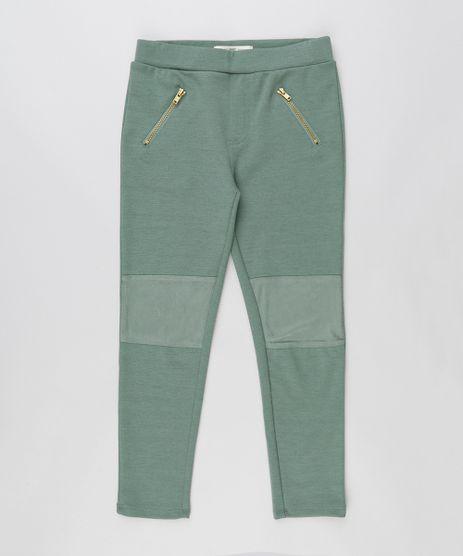 Calca-Legging-com-Recorte-em-Suede-Verde-Militar-8755449-Verde_Militar_1