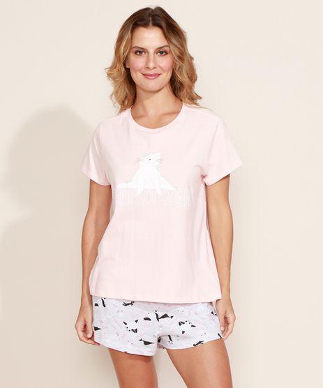 Pijama-Feminino-Bichinhos-Yoga--Keep-It-Zen--Manga-Curta-Rose-9966061-Rose_1