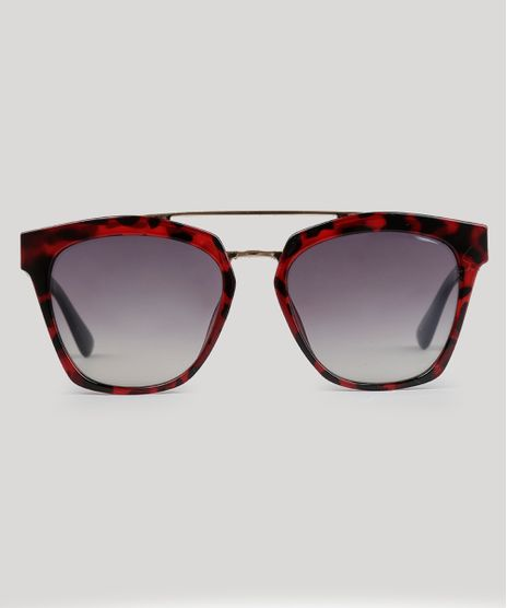 Oculos-de-Sol-Quadrado-Feminino-Oneself-Vinho-9056772-Vinho_1