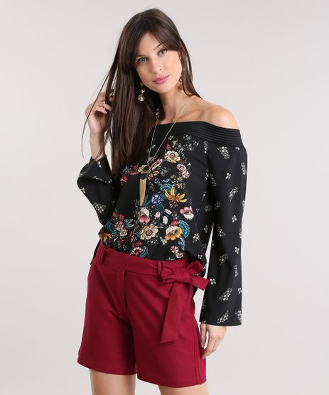 Blusa-Ombro-a-Ombro-Estampada-Floral-Preta-8881344-Preto_1