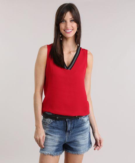 Regata-Texturizada-Vermelha-8881349-Vermelho_1