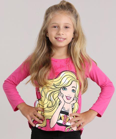 Blusa-Barbie-em-Algodao---Sustentavel-Pink-9043945-Pink_1