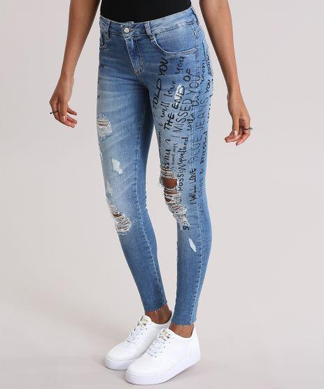 Calca-Jeans-Super-Skinny-Destroyed-Sawary-Estampada-Azul-Claro-9068916-Azul_Claro_1
