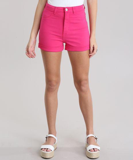 Short-Hot-Pant-Pink-8727125-Pink_1