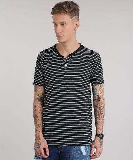 Camiseta-Basica-Listrada-Preta-8839752-Preto_1