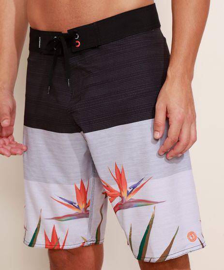 Bermuda-Surf-Masculina-Floral-com-Bolso-Preta-9968208-Preto_1