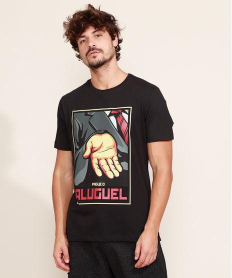 Camiseta-Masculina-Chaves-Senhor-Barriga-Manga-Curta-Gola-Careca-Preta-9975055-Preto_1