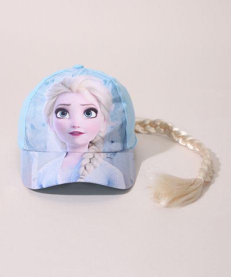 Bone-Infantil-Aba-Curva-Elsa-Frozen-com-Tranca-Azul-Claro-9947993-Azul_Claro_1