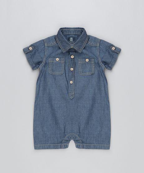 Macacao-Jeans-em-Algodao---Sustentavel-Azul-Medio-8786851-Azul_Medio_1