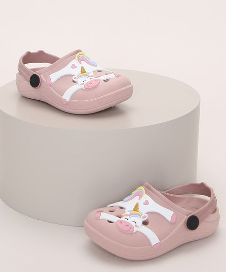 Babuche-Infantil-LueLua-Unicornio-Rose-9974384-Rose_1