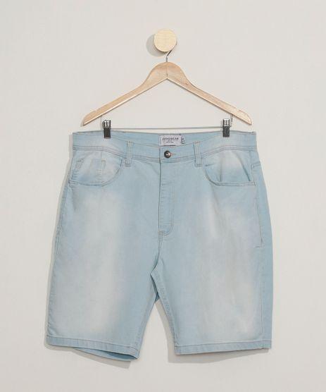 Bermuda-Jeans-Masculina-Reta-com-Bolsos-Azul-Claro-9971842-Azul_Claro_1