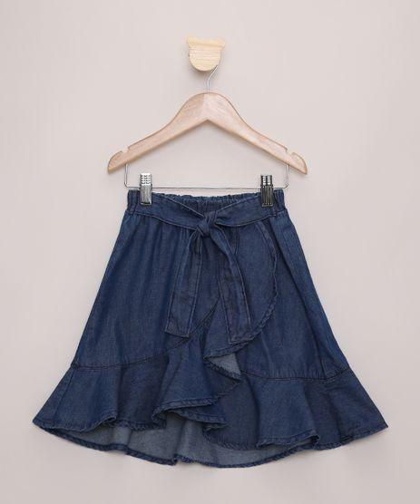Saia-Jeans-Infantil-Midi-Transpassada-com-Babados-Azul-Escuro-9965923-Azul_Escuro_1