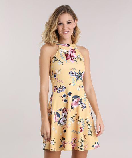Vestido-Halter-Neck-Estampado-Floral-Amarelo-9034447-Amarelo_1