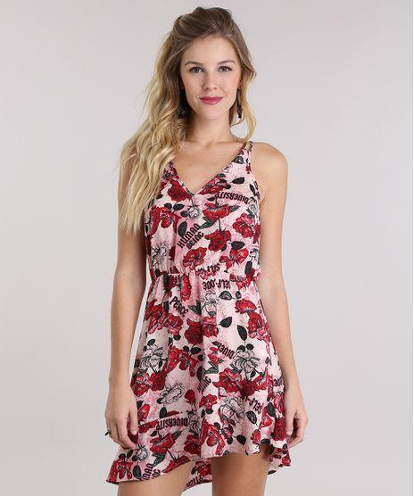 8a51a51c3c Vestido-Estampado-Floral-Rosa-Claro-8850466-Rosa Claro 1