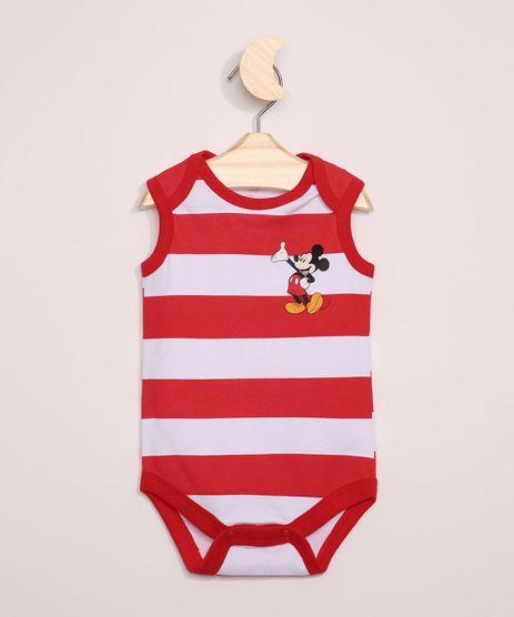 Body-Infantil-Listrado-Mickey-Sem-Manga-Vermelho-9957042-Vermelho_1