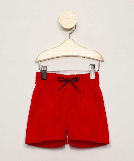 Short-Infantil-com-Bolso-e-Cordao-Vermelho-9964820-Vermelho_1