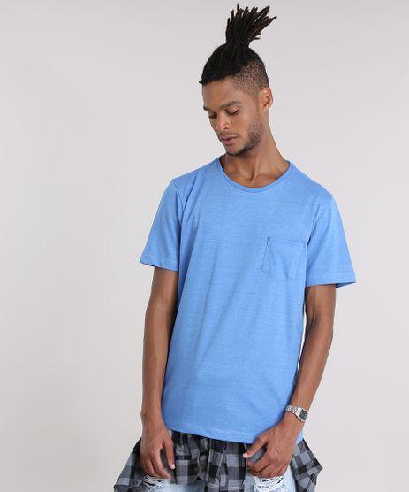 Camiseta-Basica-com-Bolso-Azul-8540936-Azul_1
