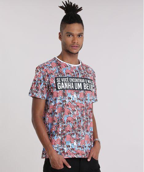 Camiseta-Carnaval-Onde-Esta-Wally--Branca-8525656-Branco 1 ... e7538d2b416d8