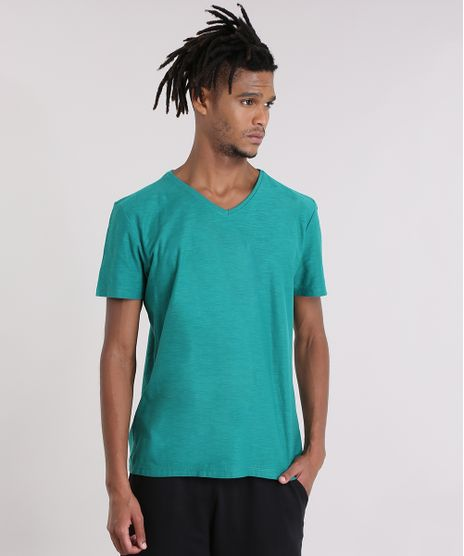 Camiseta-Flame-Basica-Verde-8377528-Verde_1